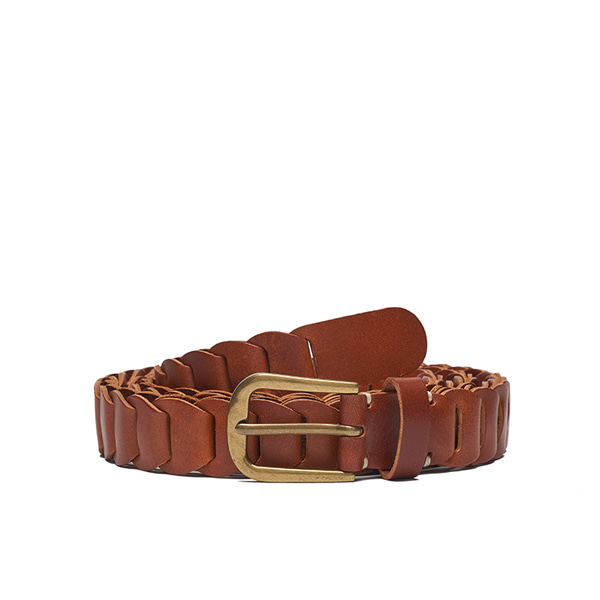 AP008 Brown Leather Belt